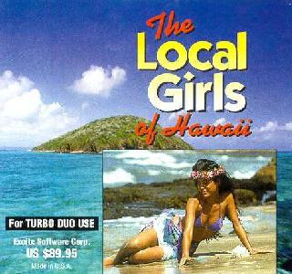 Screenshot Thumbnail / Media File 1 for Local Girls of Hawaii [U][CD][AK LOCAL SRCR 01][Excite Software][PCE]